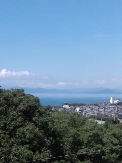 ぶらり彦根から長岡へ
